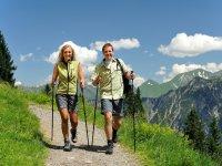 Sommerwandern in Oberstdorf