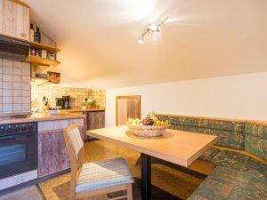 Ferienwohnung 4 - Küche