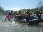 Canadier-Rafting