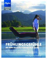 Wohlfuehl Book 2018