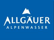 Allgäuer Alpenwasser_ blau