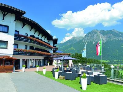 Herzlich willkommen in der Kurklinik Allgäuer Bergbad