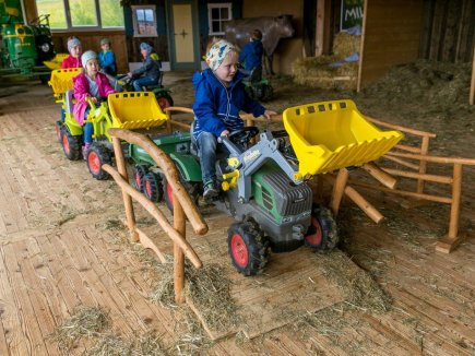 Bauernhof Traktoren119