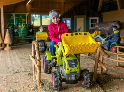 Bauernhof Traktoren131