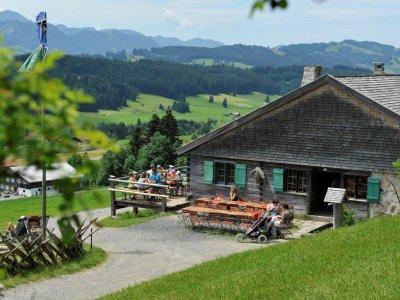 Höfle-Alpe-Panorama