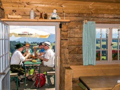 Höfle-Alpe-Terrasse