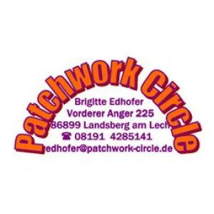 Patchwork Circle Logo