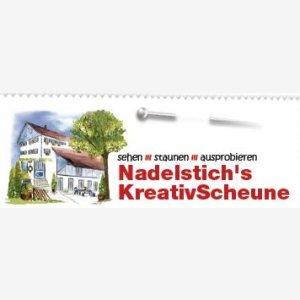 Nadelstich's Kreativscheune Logo