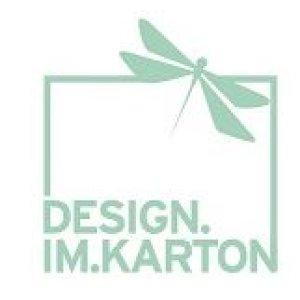 Design im Karton