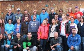 erstes Guidetreffen April 2015