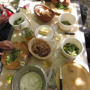 Kräuterküche