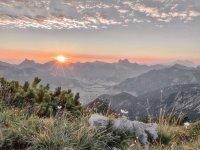 Contentmarketing auf Bergparadiese