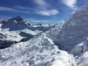 Biberkopf im Winter