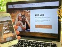 Tierfunk Webseite erstellt von Allgäupix