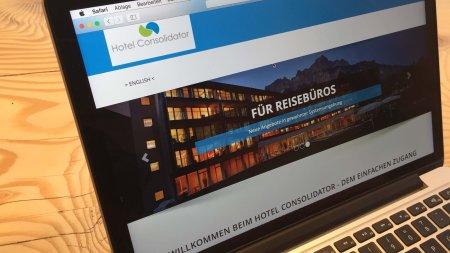 Webseiten - Hotel Consolidator GmbH