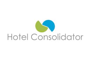 Logodesign für Hotel Consolidator GmbH