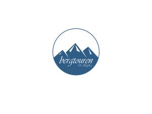 Logodesign für Bergtouren im Allgäu