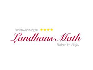 Logodesign für Landhaus Math