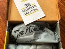 Joe Nimble® Trailrunning-Schuhe Nimble Toes Trail