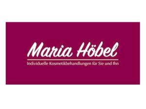 Logodesign Maria Höbel Kosmetik
