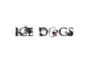 Logodesign Ice Dogs Sonthofen