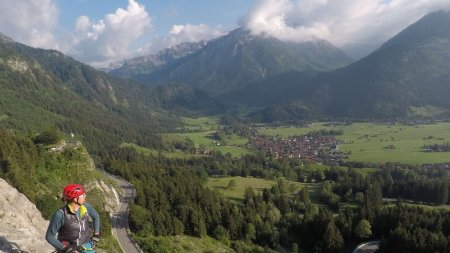 Ostrachtaler Klettersteig
