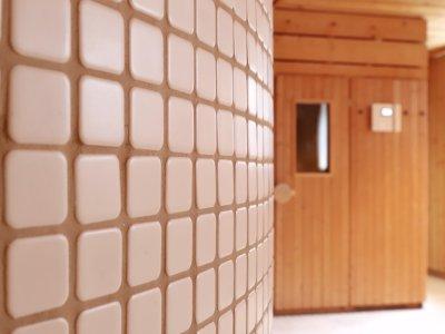 Hotelfotografie Innenaufnahme Sauna