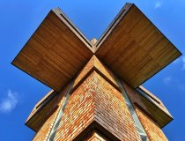Das Jakobskreuz an der Buchensteinwand
