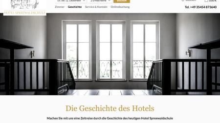 Hotel Spreewaldschule