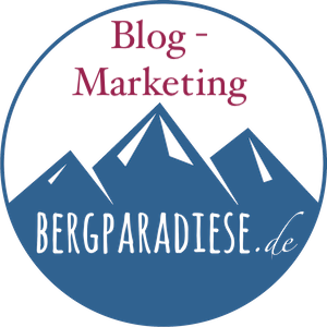 Bergparadiese Blog Marketing