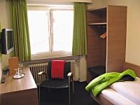 Zimmerbeispiel Alma 10 Einzelzimmer
