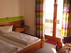 Zimmerbeispiel Alma 33 Doppelzimmer Terrasse