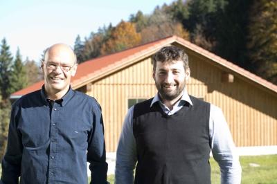 Hans Hermann und Berni