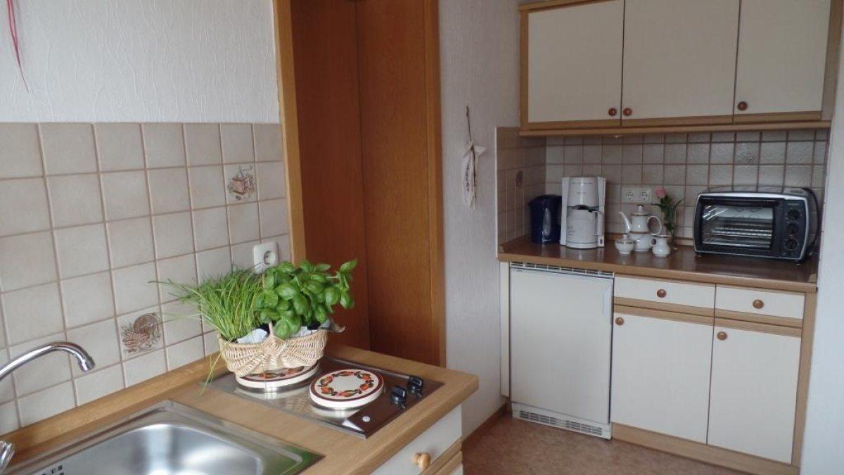Fewo. Söllereckblick Küche