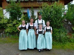 Familie Tauscher 2016
