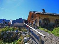 Alpe Bierenwang im Sommer