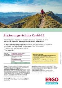 Ergänzungsschutz Covid 19