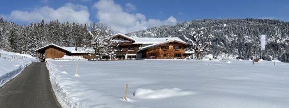 Alpe Dornach im Winter