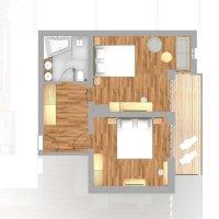 DLX 205 Alpin Suite Deluxe Gaisberg