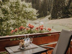 Balkon Alpin Suite Deluxe Höfats