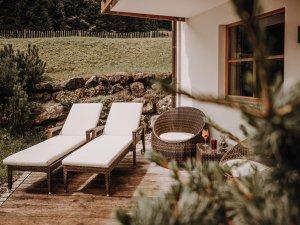 Terrasse Spa Suite Widderstein