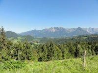 Panorama Alpe Dornach