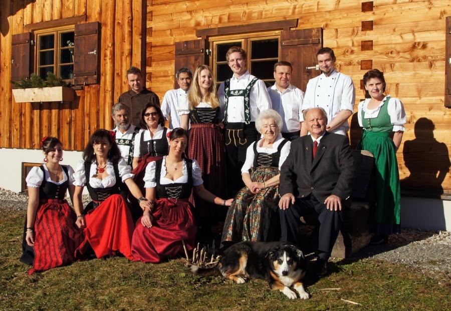 Alpe Dornach Team