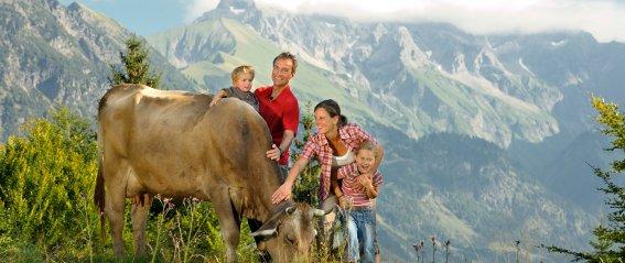 Wanderurlaub für Familien