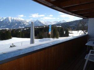 Aussicht Alpin Suite Deluxe Rubihorn