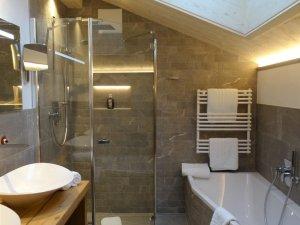 Badezimmer Deluxe Appartement