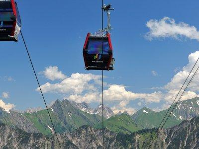 Bergbahn Inklusive von Mai bis November