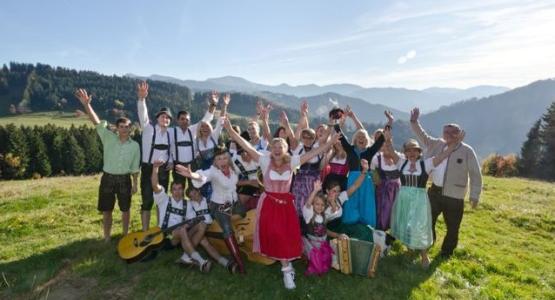 Team der Alpe Mohr