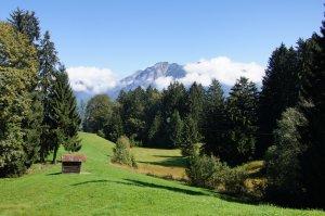 Wanderung am Söllereck