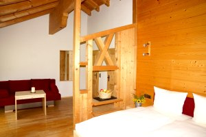 Junior-Suite in der Alpe Oberstdorf